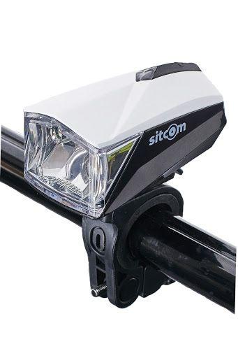 Sitcom Star Light Weiß Akku Lampe