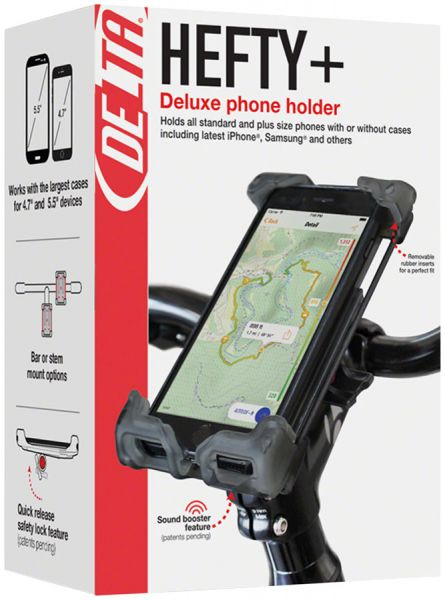 Delta Smartphone Hefty Halter
