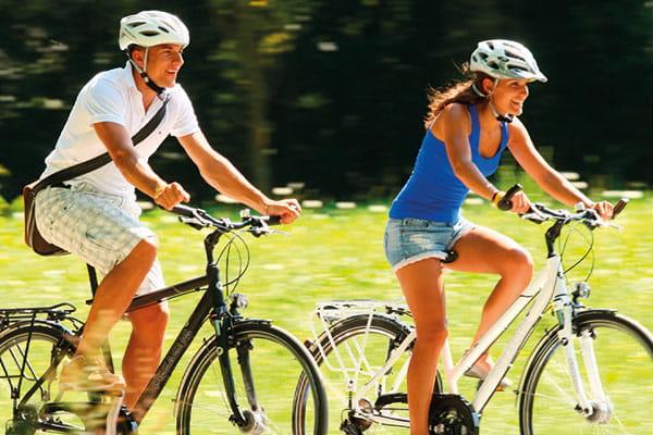 Trekkingräder für Radwanderungen
