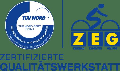 Zertifizierte ZEG Werkstatt
